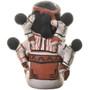 Collectible Storyteller Pottery Artist Josie Hand 33669