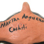 Hand Made Native American Pottery Martha Arquero Signed 33673