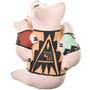 Acoma Bear Storyteller Pottery Doll 33680