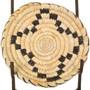 Vintage Tohono O'odham Papago Basket 33697