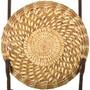 Authentic 1970s Tohono O'Odham Spiral Split Stitch Basket 33698