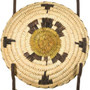 Southwestern Native American Basket Decor 33699