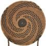 Vintage Apache Indian Basket 33801