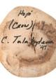 Crow Mother Kachina Hopi Artist Signed 33808