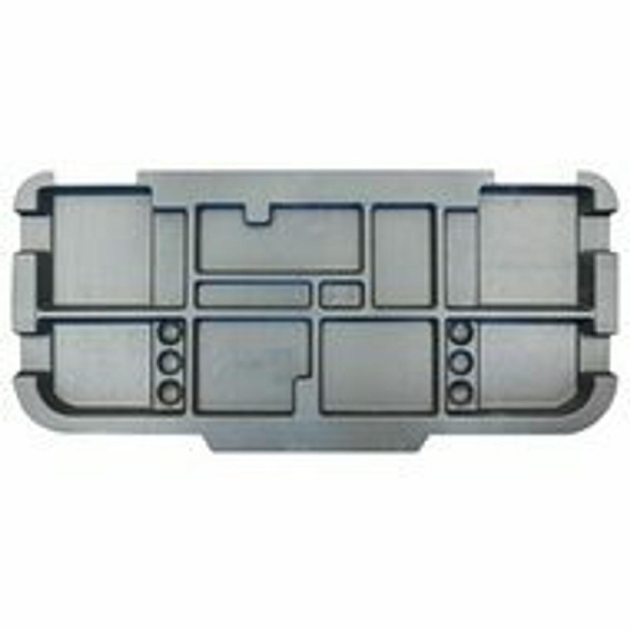 Underseat Storage Trays