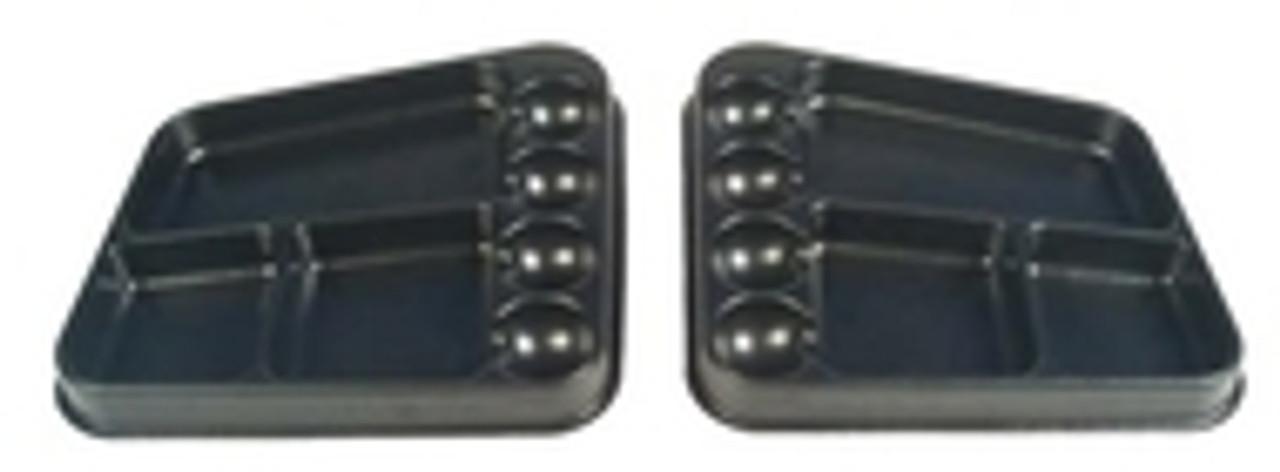 Dash Top Storage Trays