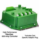 Navitas 600 Amp EZGO T48/TXT 48 Volt Golf Cart Controller for 2010-Up