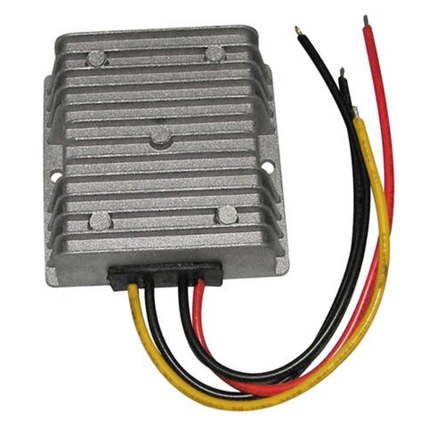 Voltage Reducer 15V-30V 10 Amp for Golf Cart