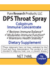 New Offer Trial Kit - 1 Del-Immune V® 30 Capsule Bottle and a 74 mL DPS Throat Spray
