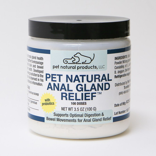 Natural  Anal Gland Relief™
