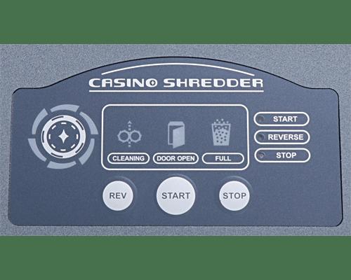 FD 87 Casino EX Conveyor Shredder