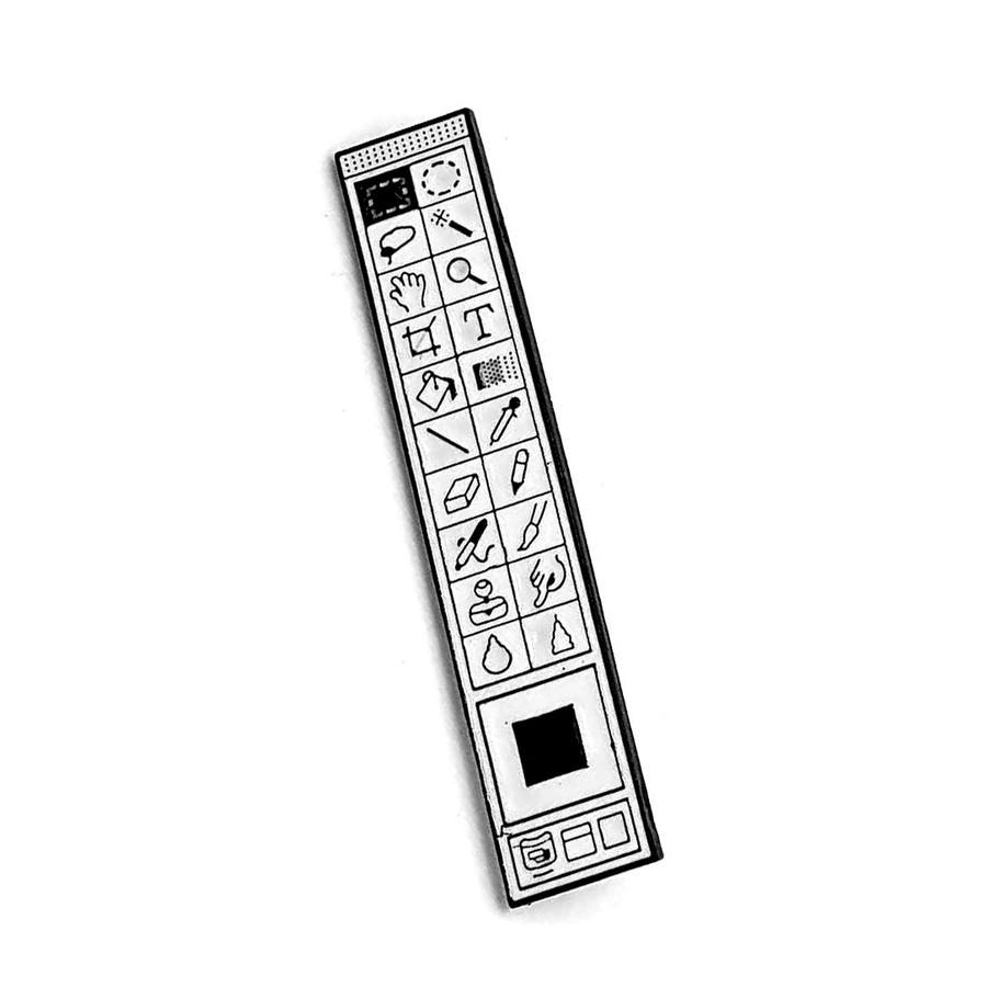 Imaging Software Toolbox Pin [Geek Style]