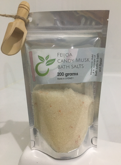 Candy Musk Bath Salts