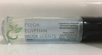 Feijoa 'Egyptian' Musk Scents