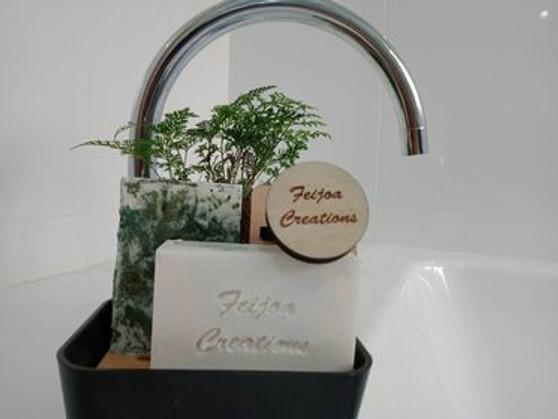 Feijoa Musk Bath Soap