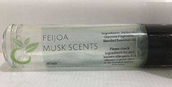 Feijoa Musk Scents