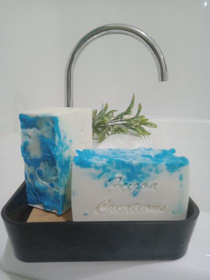 New Feijoa Breeze Bath Soap