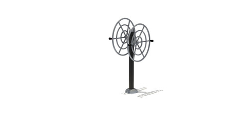Stretching Wheel