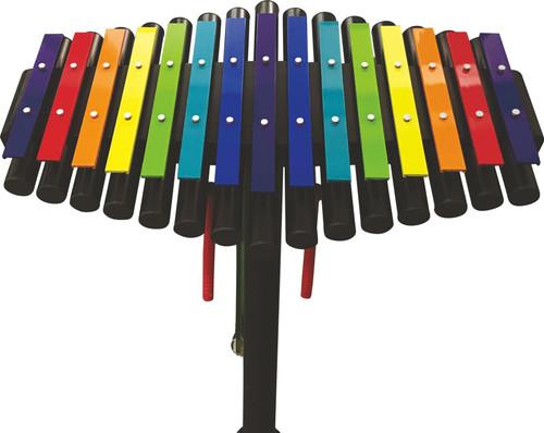 Split Rainbow Xylophone