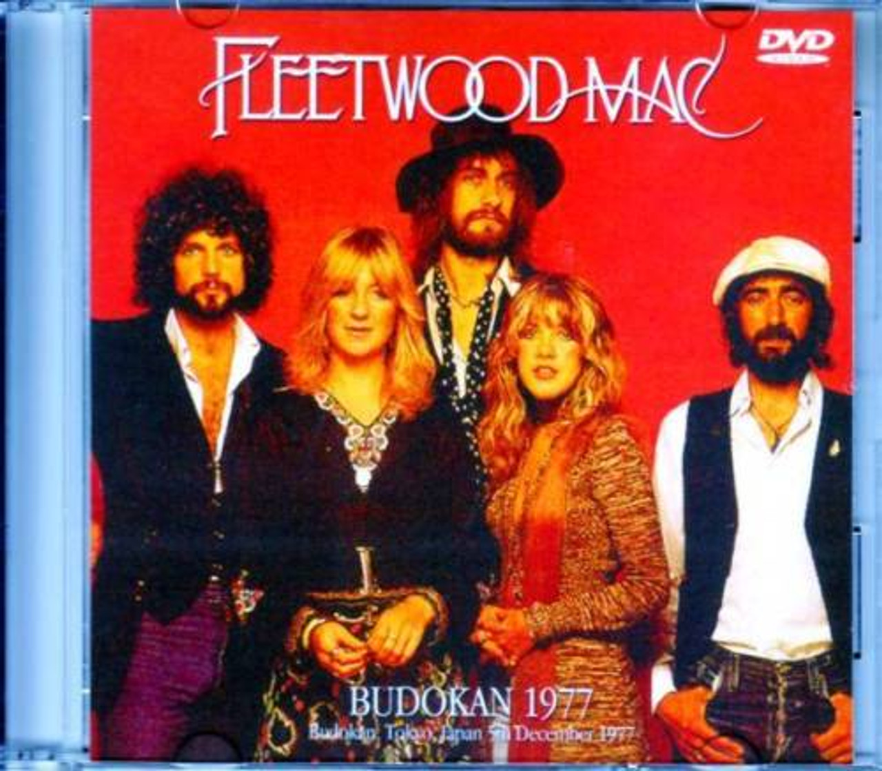 Fleetwood Mac - Live at the Budokan Tokyo, Japan 1977 DVD - Concertdiscs
