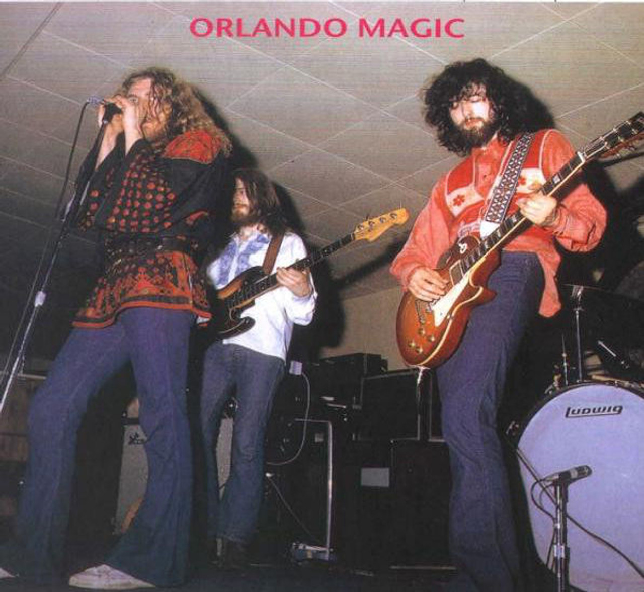 Led Zeppelin ‎– Florida Sunshine  Orlando Magic 2 CD
