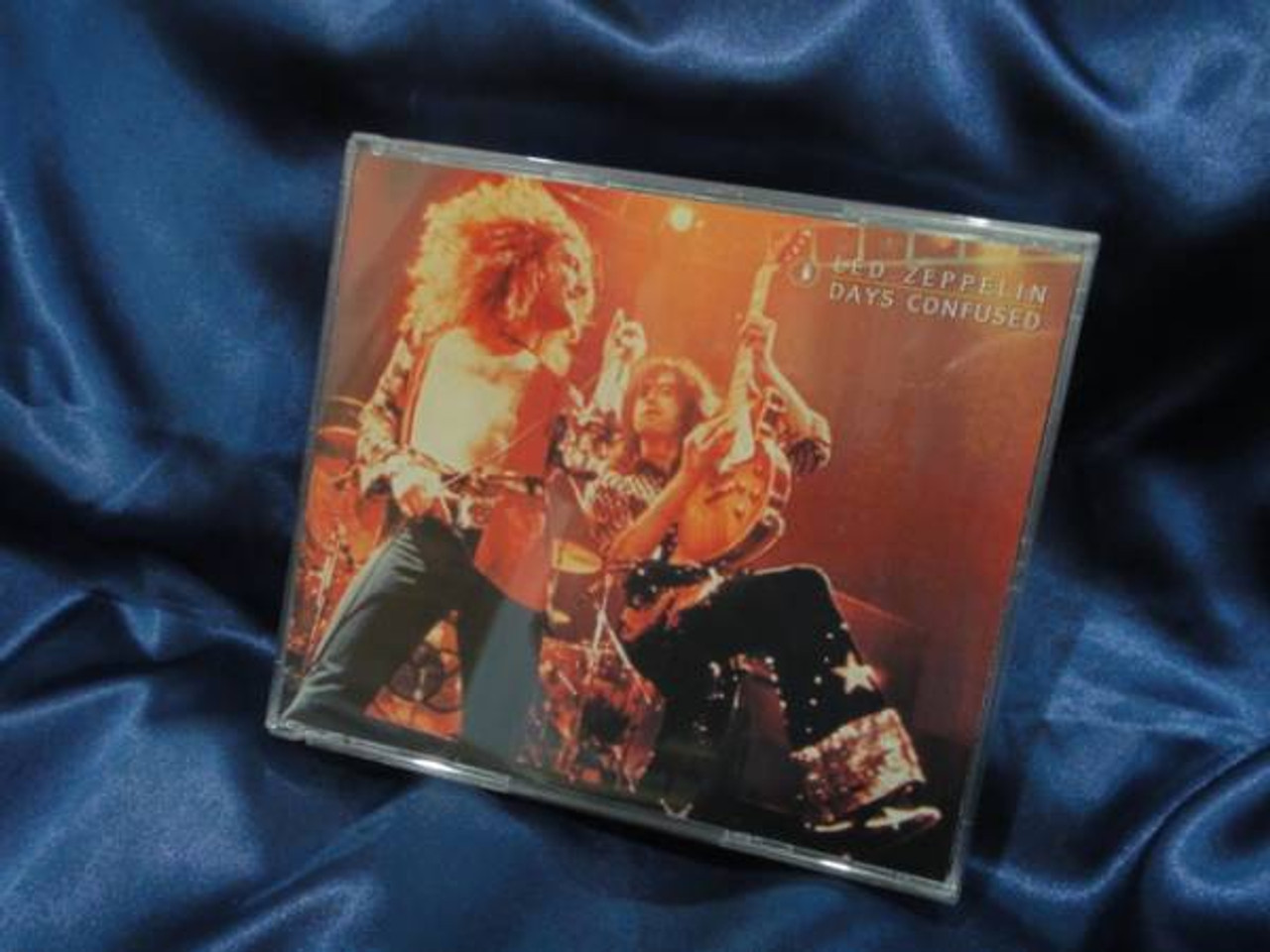 Led Zeppelin Empress Valley 3CD Days Confused Dallas 1975