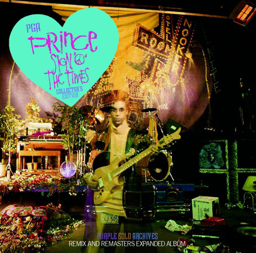 PRINCE SIGN O THE TIMES REmix and Remasters EDITION 2CD