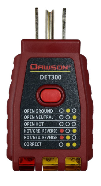 3 Wire Socket Tester - DET300