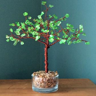 Small Basic Green Tree