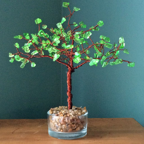 Small Basic Green Tree