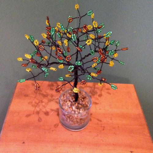 Small Camo Tree