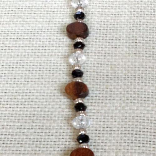 Necklace and bracelet pattern