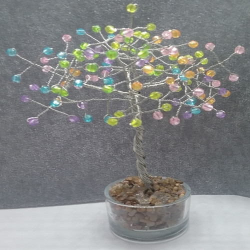 Small Pastel Easter Tree