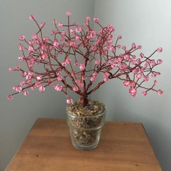 Large Pink Tree