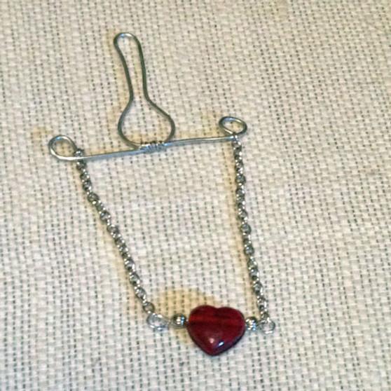 Valentine's Tie Chain