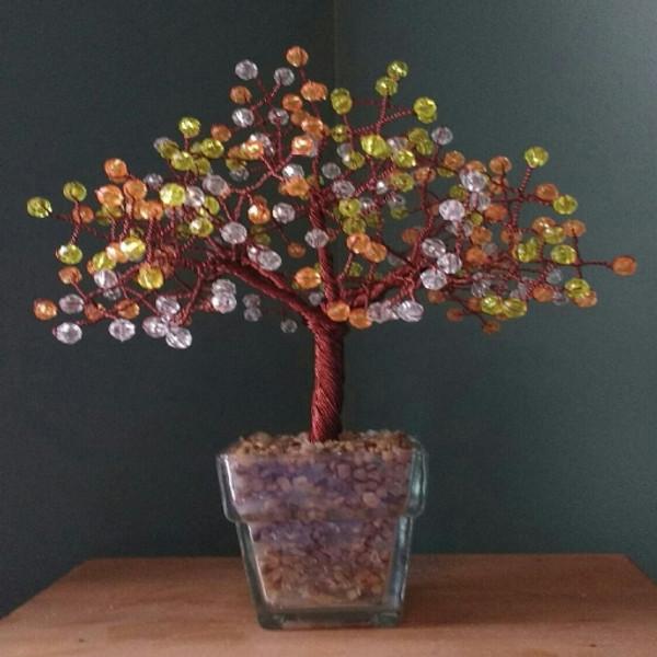 Large Candy Corn Tree