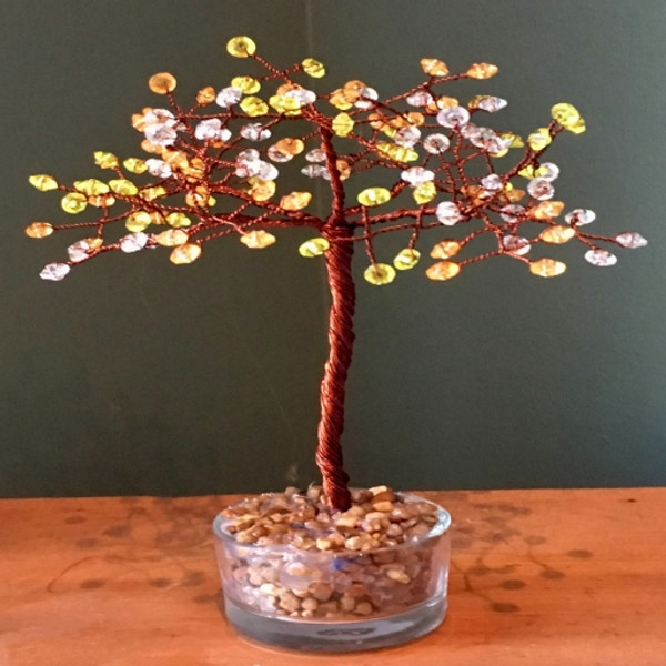 Small Candy Corn Tree