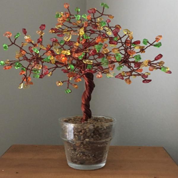 Large Autumn Tree