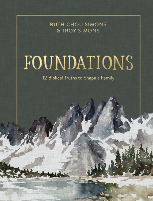 Foundations (hardcover) by Ruth Chou Simons
