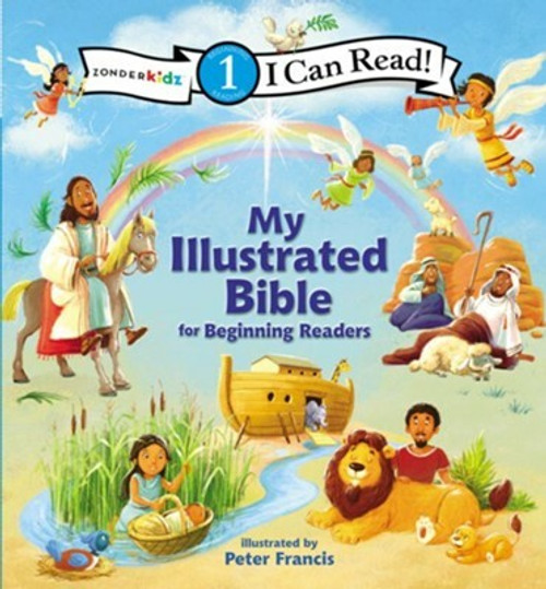 I Can Read! My Illustrated Bible
