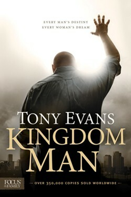 Kingdom Man (paperback) by Tony Evans