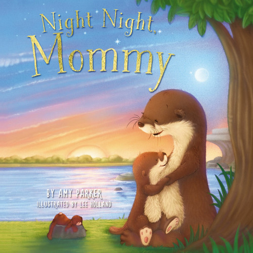 Night Night, Mommy (board book) by Amy Parker