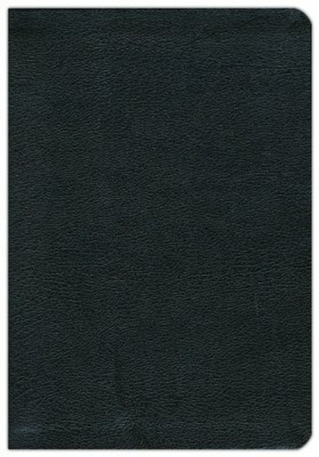 NLT Life Application Study Bible 2nd Edition, Bonded Leather, Black