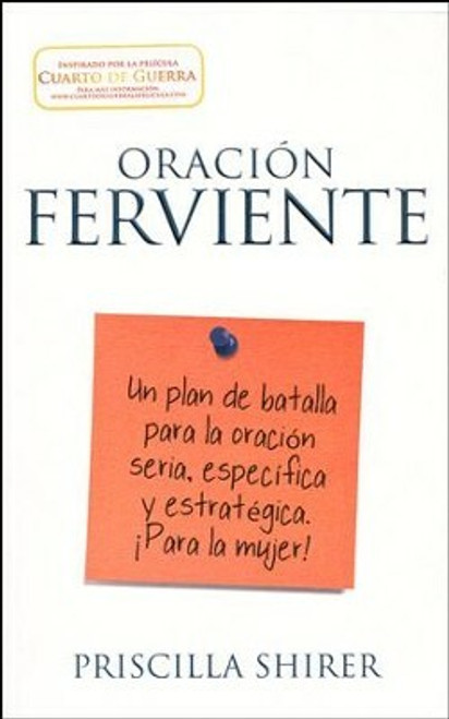 Oración Ferviente by Priscilla Shirer
