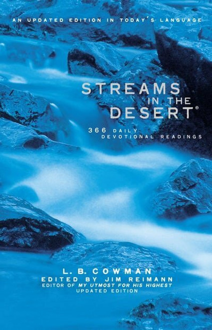 Streams In The Desert (hardcover) by L. B. Cowman
