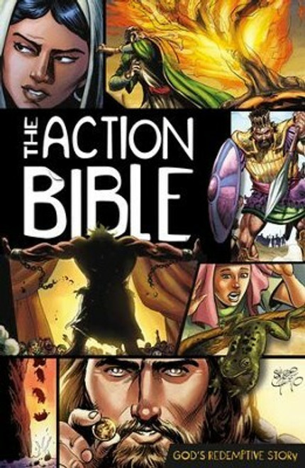 The Action Bible, First Edition