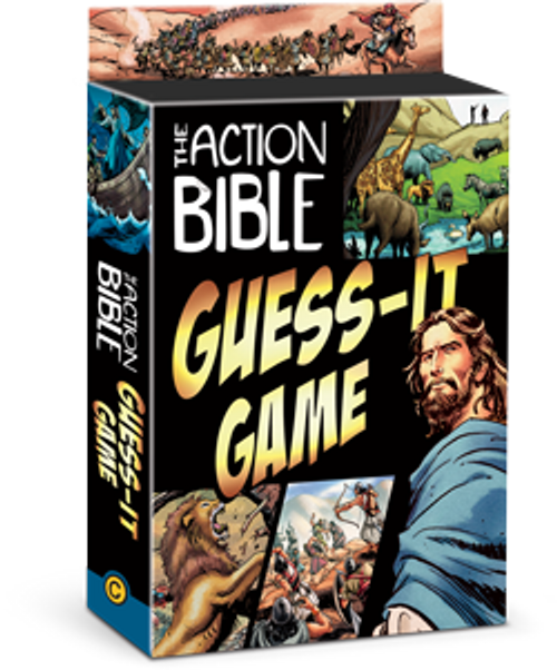 The Action Bible Guess It Game