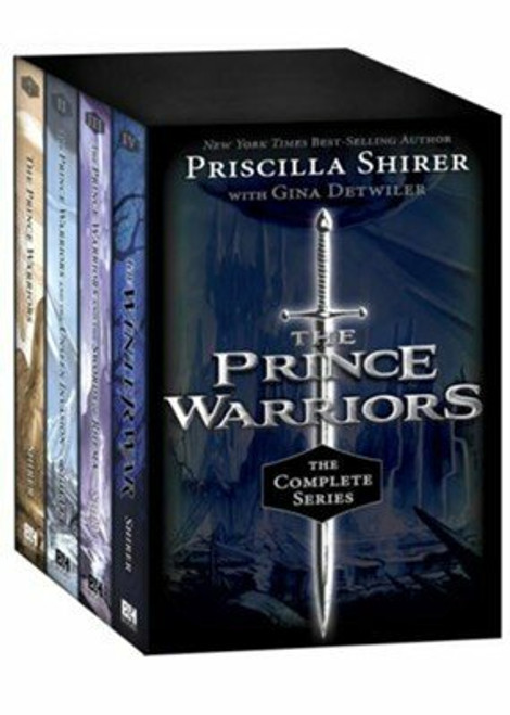 The Prince Warriors Deluxe Box Set by Priscilla Shirer and Gina Detwiler