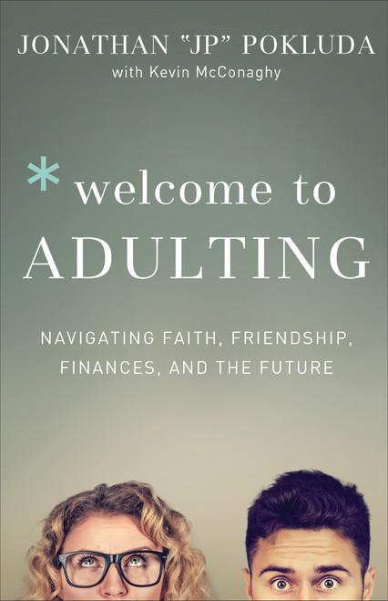 Welcome to Adulting by Jonathan Pokluda