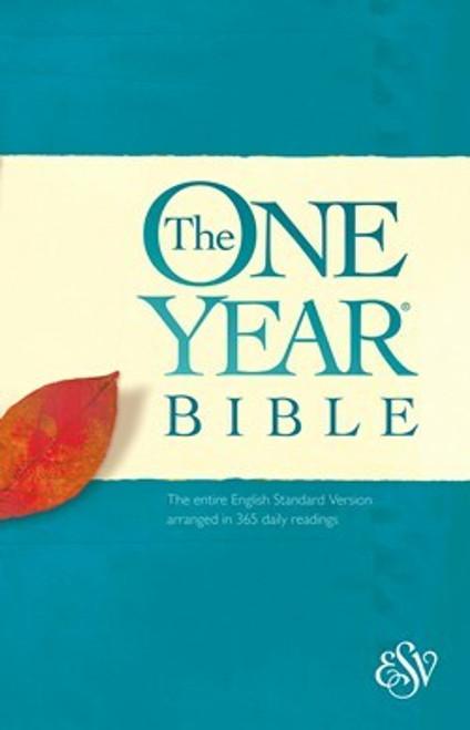 ESV One Year Bible (paperback)